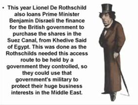 Rothschild Disraeli